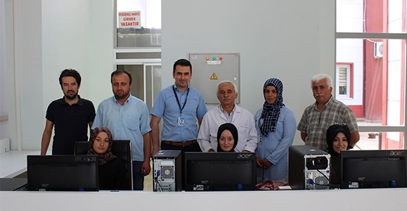 Hastane Asistanı Projesi Hayata Geçirildi