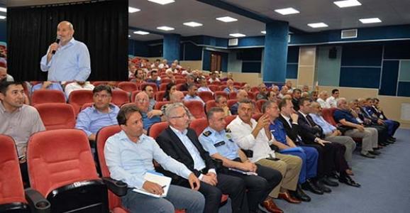Hendek'te 'İmar Barışı' Toplantısı Yapıldı