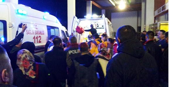 Hendek'te Kurşun Yağmuru 1 Ölü 1 Yaralı