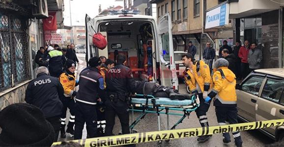 Hendek'te Silahlı Tartışma 1 Ölü