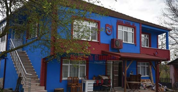 Hendek'te Trabzonspor Aşkı