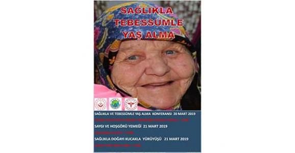 Hendek'te Yaşlılar Haftası etkinlikleri