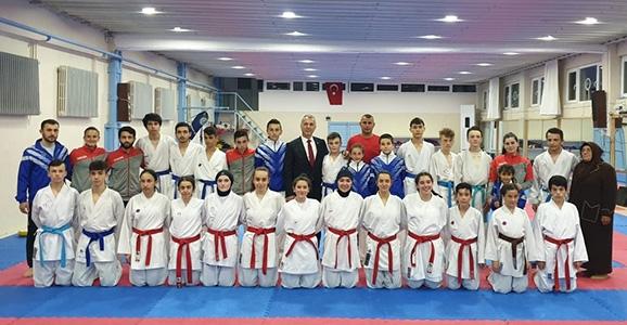Hendek'ten 11 Sporcu Milli Takımda