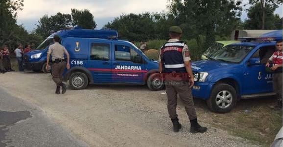 JANDARMA VE POLİS FINDIK HIRSIZLARINA GÖZ AÇTIRMIYOR
