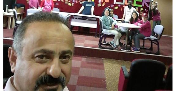 (K)Antin Kuntin İşler Şehit Ahmet Özsoy İmam Hatip Ortaokulunda