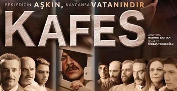 'KAFES' HENDEK ATLANTİS SİNEMA SALONUNDA GÖSTERİME GİRİYOR