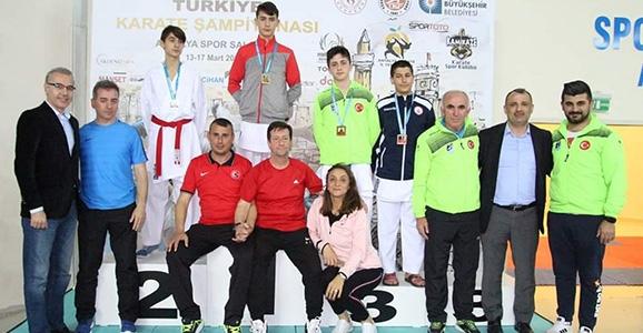 Karatecilerimiz Antalya'da Tarih Yazdı