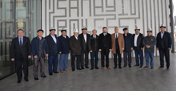 Kırgızistan Heyeti Hayran Kaldı