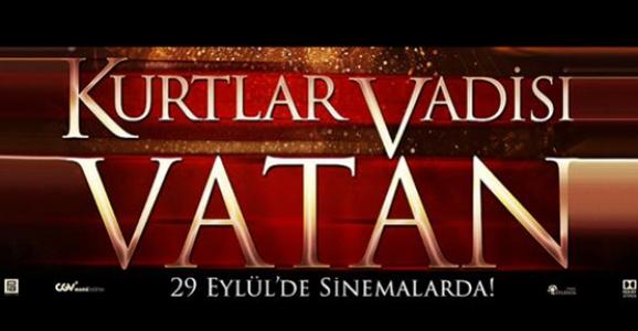 """""""KURTLAR VADİSİ VATAN"""" HENDEK'TE"""