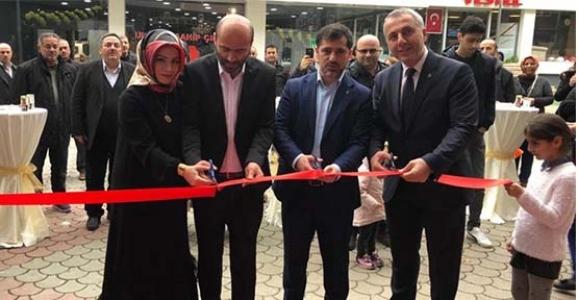 Mada'm Butik Hizmete Açıldı