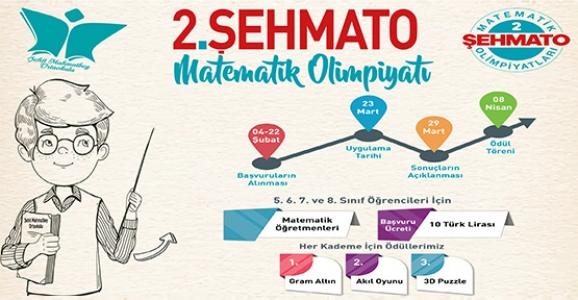 Matematik Olimpiyatları Başvuruları Başladı