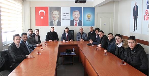 """MTTB 'den Ali Kemal Sofu'ya """"Hayırlı Olsun"""" Ziyareti"""
