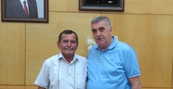 Muhtar Mutlu'nun Başkan Toçoğlu'ndan Asfalt Talebi