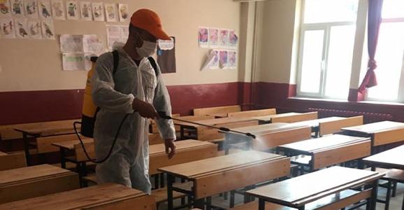 Hendek'te Okullar YKS İçin Hazır