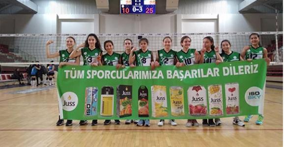 Olimpik Akademi Türkiye Şampiyonasında