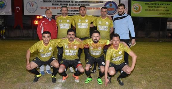 PIRILTI ANAOKULU YARI FİNALDE 2-0
