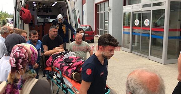 Pompalı Tüfekle Dehşet Saçtı 2 Yaralı