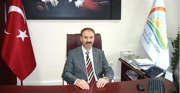 """Sakarya Tarım ve Orman Müdürü Erdemir """"Fuara Sahip Çıkın"""""""