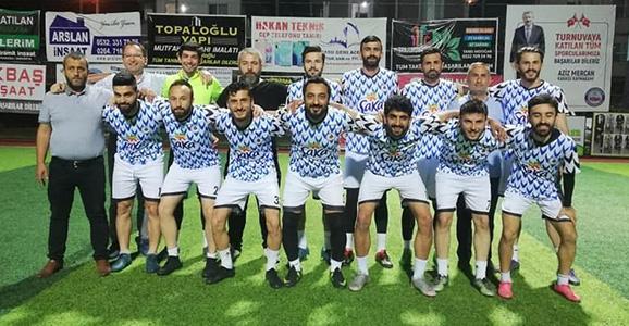 Şampiyon Çukur Hendekspor