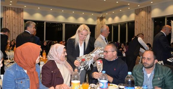 SAÜ ÖĞRETMENLER GÜNÜ'NÜ ULUDERE'DE KUTLADI