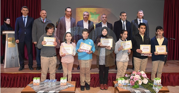 Şehit Mahmutbey'de Kitap Okuma Yarışması
