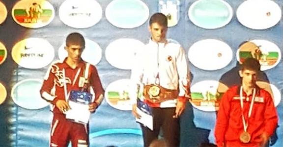 Serhat Kırık Dünya Şampiyonu