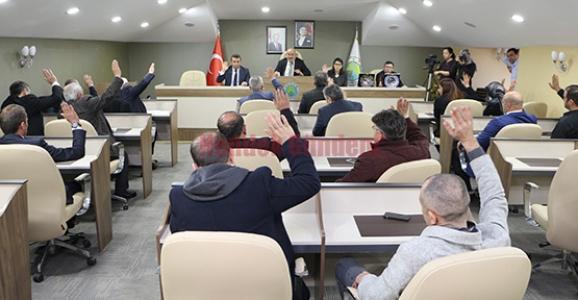 Son Meclis Toplantısı Yapıldı