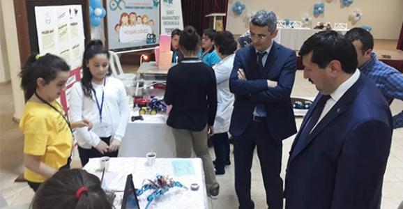 Teknoloji Takımı Robot Fastivali Yapıldı