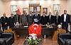 Başkan Babaoğlu'na Ziyaretler Devam Ediyor