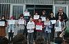 Çamlıca'da Ayın Öğrencileri Seçildi
