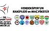 Hendekspor'un Bal Ligi Fikstürü