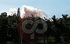 Hendek'te bugün duyulan patlama sesleri korkuya neden oldu