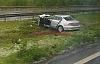 TEM Otoyolu'nda  Kaza 3 yaralı