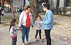 Ülkücüler Lösemili Çocuklar Haftasında Broşür Dağıttı