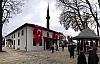 Yenilenen Hendek Büyük Camii İbadete Açıldı