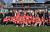 Yenimahallespor Şampiyonluk Kupasını Hendek'te Kaldırdı