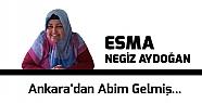 Ankara'dan Abim Gelmiş...