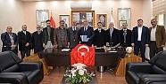 Başkan Babaoğlu'na Ziyaretler Devam...