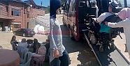 BAŞKANA VAR ENGELLİ VATANDAŞA YOK