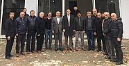 Burhan'dan Hendek Ziraat Odasının Yeni...