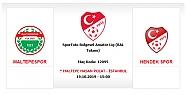 Hendekspor'un Maç Tarihi Değişti