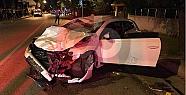 Hendek'te Feci Kaza 1 Ölü 2 Yaralı