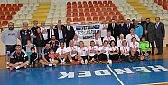 Hentbolcular Gaffar Okkan'ı Unutmadı