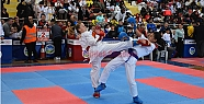 İller Arası Karate Ligi Hendek'te Yapıldı