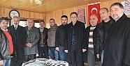 MHP ADAY ADAYLARI HENDEK'E ÇIKARMA YAPTI...