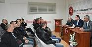 MHP İSTİŞARE TOPLANTISINDA BİR ARAYA...