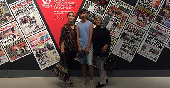 Türkiye 1.si Hendek Anadolu Lisesinden