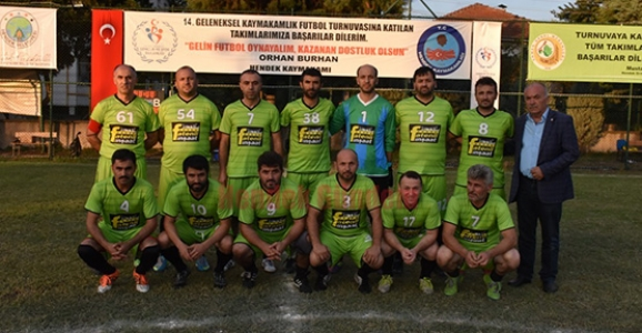Tutkunlar İnşaat Hendekspor'u Eledi