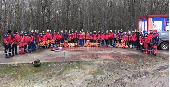 UMKE, SAKE ve Tıp Fakültesinden Hendek'te Kamp
