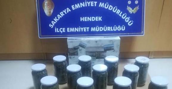 Uyuşturucu Operasyonunda 2 tutuklama 1 Adli kontrol